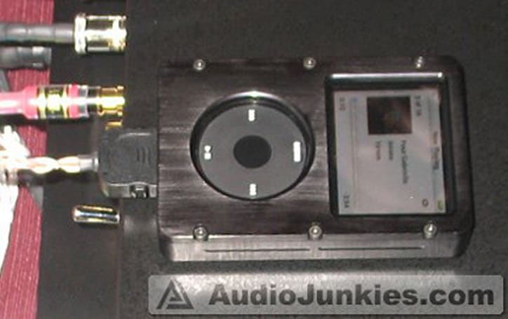 Red Wine Audio's iMod hack tweaks the iPod for audiophiles