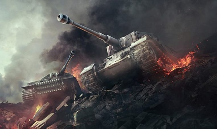 World of Tanks claims Golden Joystick's best MMO award