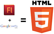 Google Swiffy extension exports Flash to HTML5, ActionScript fans rejoice
