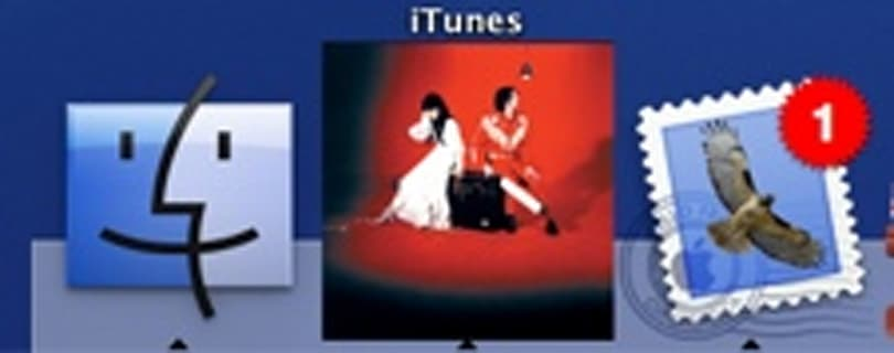 DockArt: Change your iTunes icon to Album Art