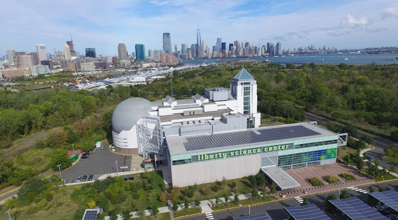 The largest planetarium in the West is coming to New Jersey