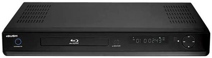 Bush BD01 becomes UK's first sub-�100 Blu-ray player