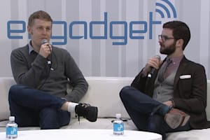 Engadget at CES 2014: Stage Kickoff