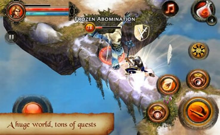Lots of big iOS releases today: Dungeon Hunter 2, Eternal Legacy, more