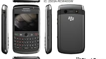 BlackBerry Curve 8980 shows up in FCC, offers some glam shots