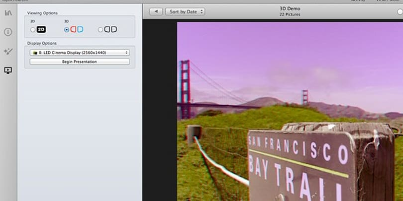 Lytro software update lets you view images in 3D
