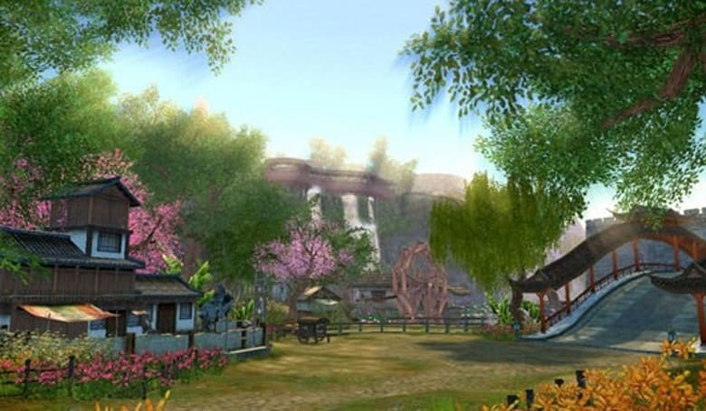 Age of Wulin interview translation hints at user-created martial arts