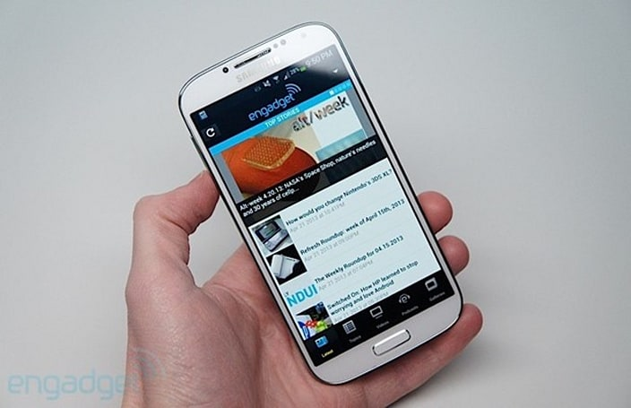 Samsung Galaxy S 4 drops original TecTile support, requires new TecTile 2