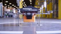 アマゾン、英国で初のドローン配送を完了。Prime Airサービス発表から3年で実現