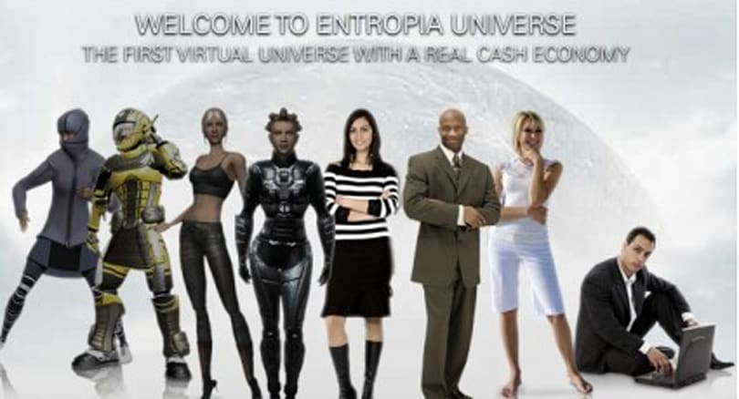 Entropia Universe to operate real-world bank with virtual world presence