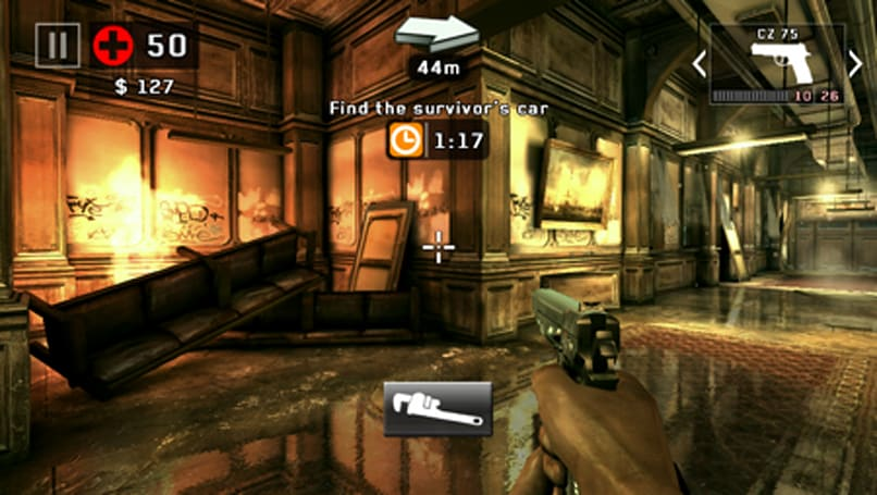 Daily iPhone App: Zombie games are alive and well with Dead Trigger 2