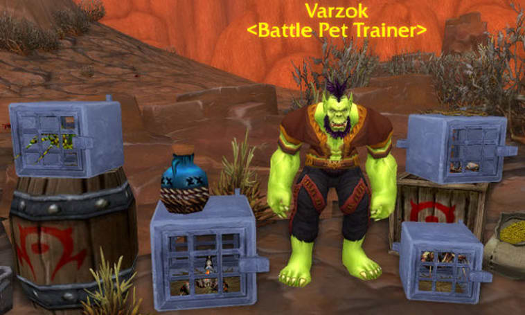 How to get started in pet battles