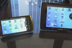 Archos 43, 70, 101 Hands-on
