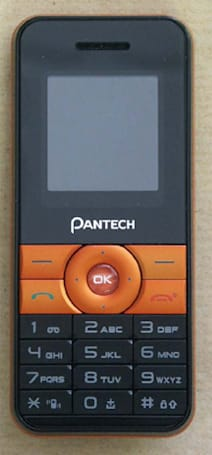 Pantech C180 for AT&T frugally tiptoes its way through the FCC