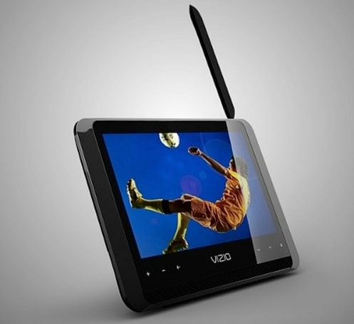 Vizio digs into mobile TV market with three Razor LED TVs, other wild audio products