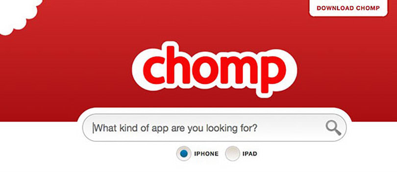 Apple spits out Android option from Chomp app navigator