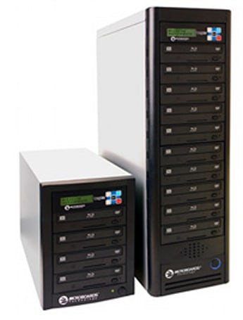 Microboards Technology unveils Blu-ray duplicator towers