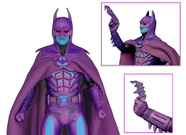 Batman goes retro with NECA 8-bit colored figure