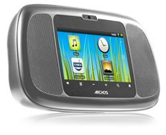 Archos 35 home connect now shipping for $149, still looks pretty unsightly