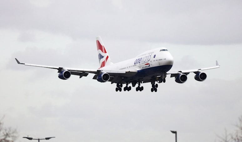 'Drone' hits British Airways plane at Heathrow Airport