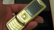 Golden Bumblebee claims to be world's smallest slider phone, dons double KIRFness
