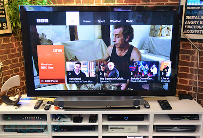 BBC's Connected Red Button launches on TiVo, brings true web TV with one tap (hands-on)