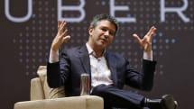 因对分成减少观点不同,Uber CEO 与一名司机发生了激烈争执