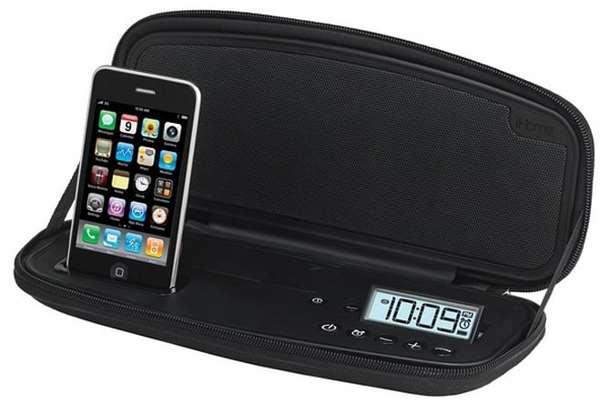 iHome expands its portable offerings with trio of road-warrior iPhone and iPod accessories