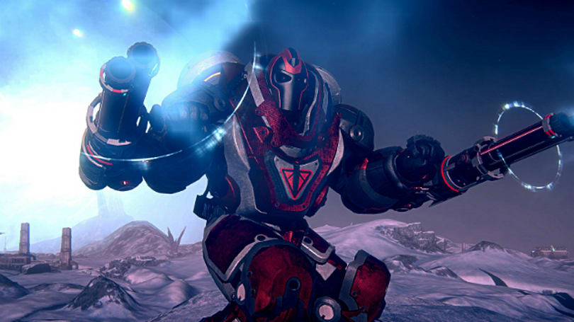 Massive shooter 'PlanetSide 2' hits PS4 for free in June