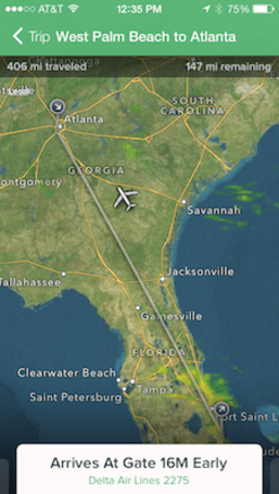 FlightTrack 5: new look and features just in time for holiday travel