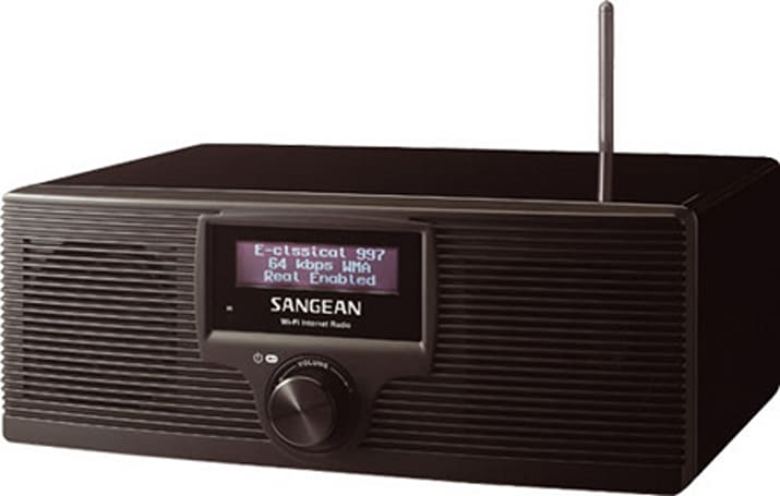 Sangean intros WFR-20 tabletop WiFi radio