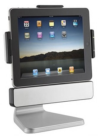 PadDock 10 iPad speaker dock makes beautiful music