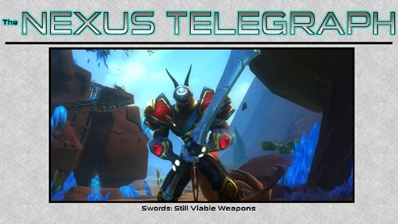 The Nexus Telegraph: Bringing class into WildStar