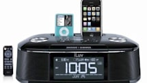 iLuv intros the iMM173 dual-dock iPod / iPhone alarm clock