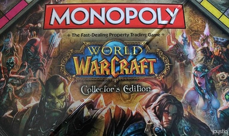 World of Warcraft Monopoly now available at the Blizzard Store