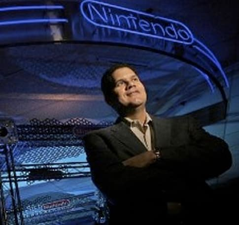 Reggie on the Wii effect at the Nintendo Media Summit