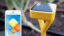 "The ""smart garden"" of the future is on the way, thanks to your iPhone"