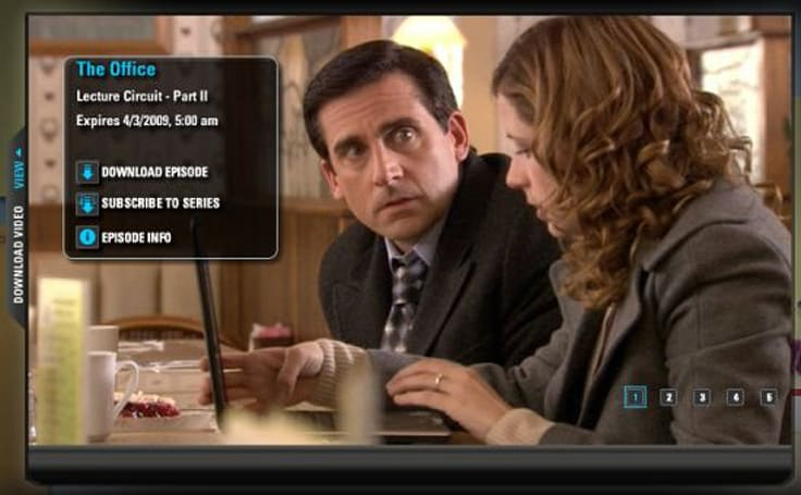 NBC Direct download service relaunches, again