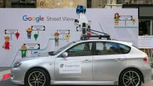 Google 街景車再上路,更新香港街景資料