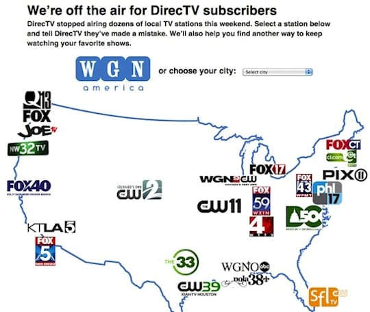 DirecTV and Tribune cut a deal, turn WGN America and 23 other channels back on
