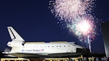 Visualized: Space Shuttle Atlantis makes its final journey, arrives at new home (video)