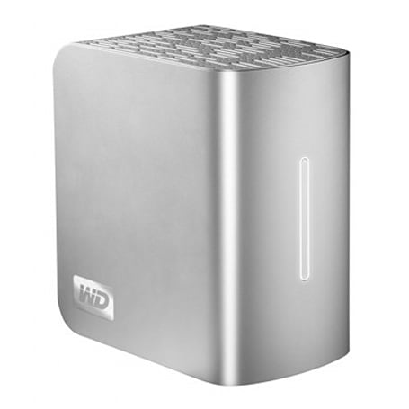 Western Digital pumps out the My Book Studio Edition II