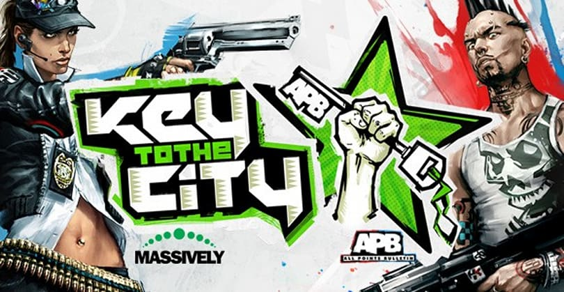 Take over the streets of San Paro in APB with a key from Massively!