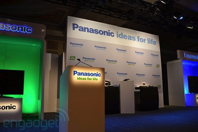 Panasonic pumps out a trio of Micro System speakers: Airplay, Bluetooth and dockable flavors
