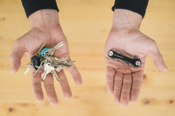 Eliminate key ring clutter with KeySmart 2.0, now 30 percent off