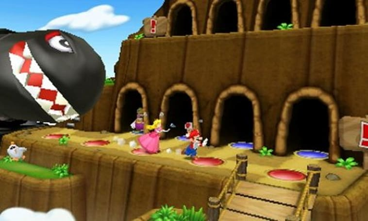 Mario Party: Island Tour stops off in Europe in January