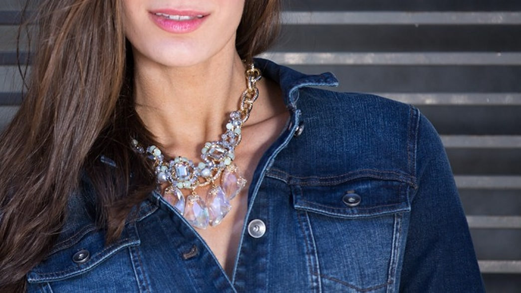 Statement pieces for instant glam