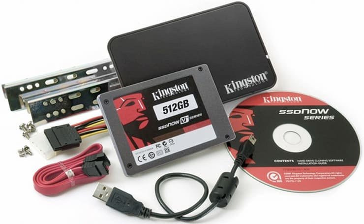 Kingston's SSDNow V+ series hits 512GB capacity, adds Trim support