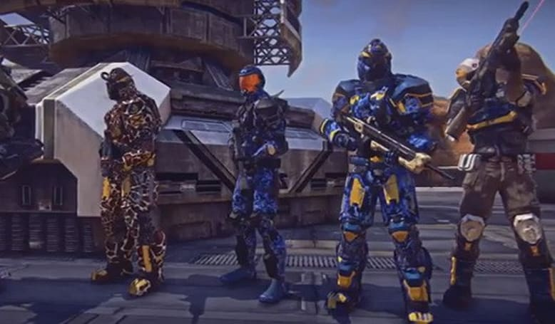 Full PlanetSide 2 E3 theater details customization and player tools