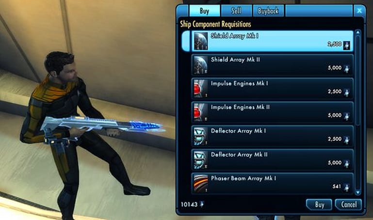 Star Trek Online 101: Currency
